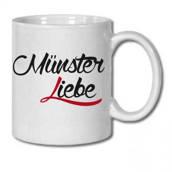 MünsterLiebe Tasse