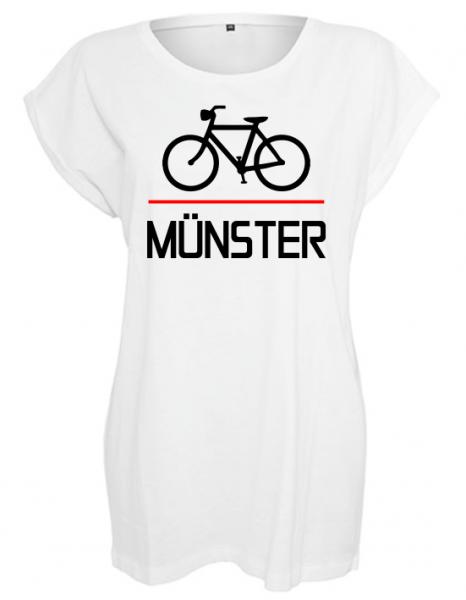 Fahrrad Münster Damen Shirt