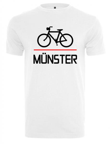 Fahrrad Münster Herren Shirt
