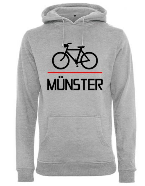 Fahrrad Münster Hoodie