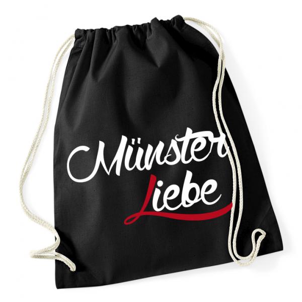 MünsterLiebe Rucksack Beutel